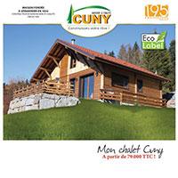 Cuny-constructions brochure Mon Chalet