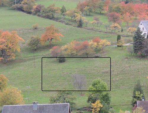 Terrain dans la vallée de Tannach