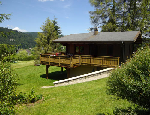 agrandissement balcon bois