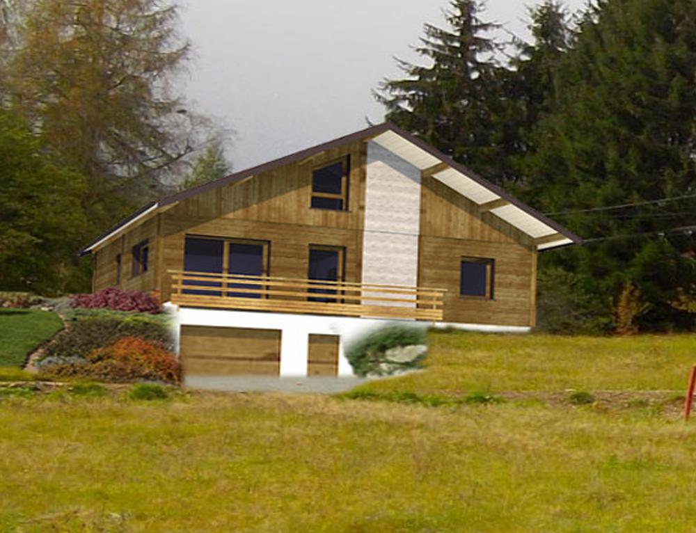 Renovation Bardage Bois Exterieur Photos De Conception De Maison Elrup com