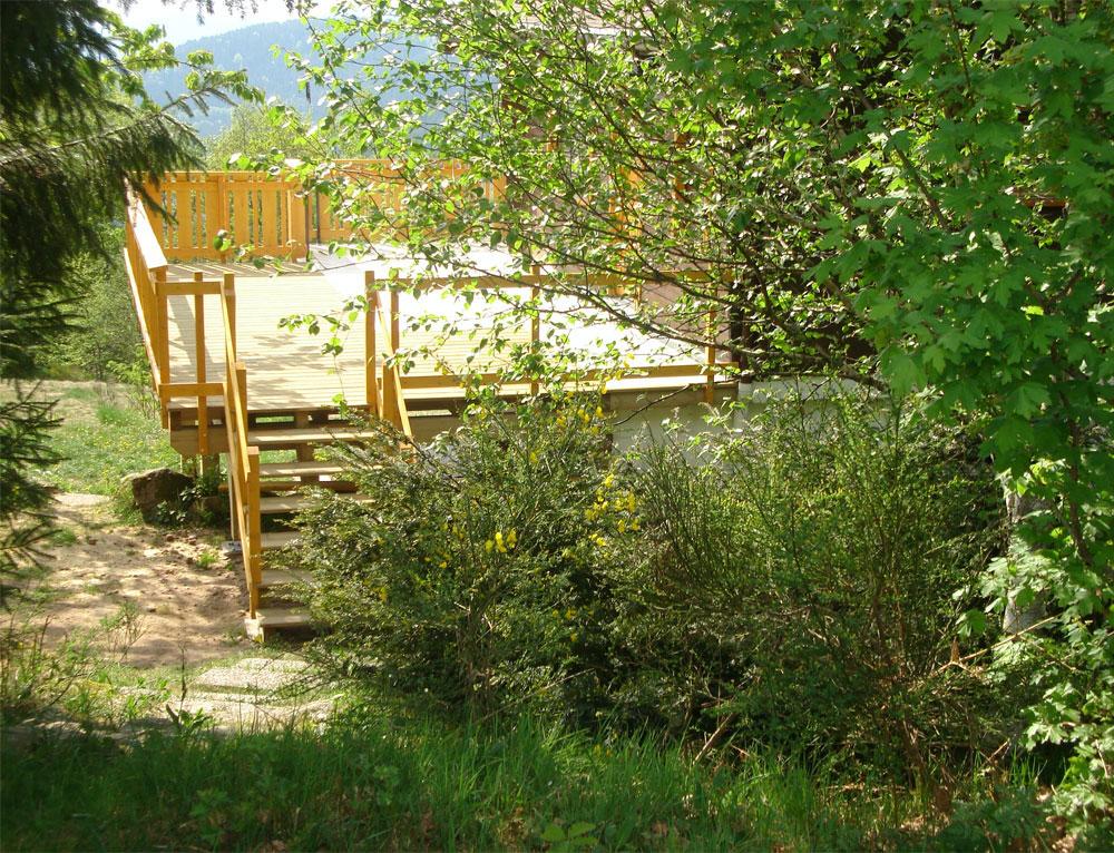 am nagement terrasse r novation et extensions maison ou chalet terrasses bois et balcons. Black Bedroom Furniture Sets. Home Design Ideas