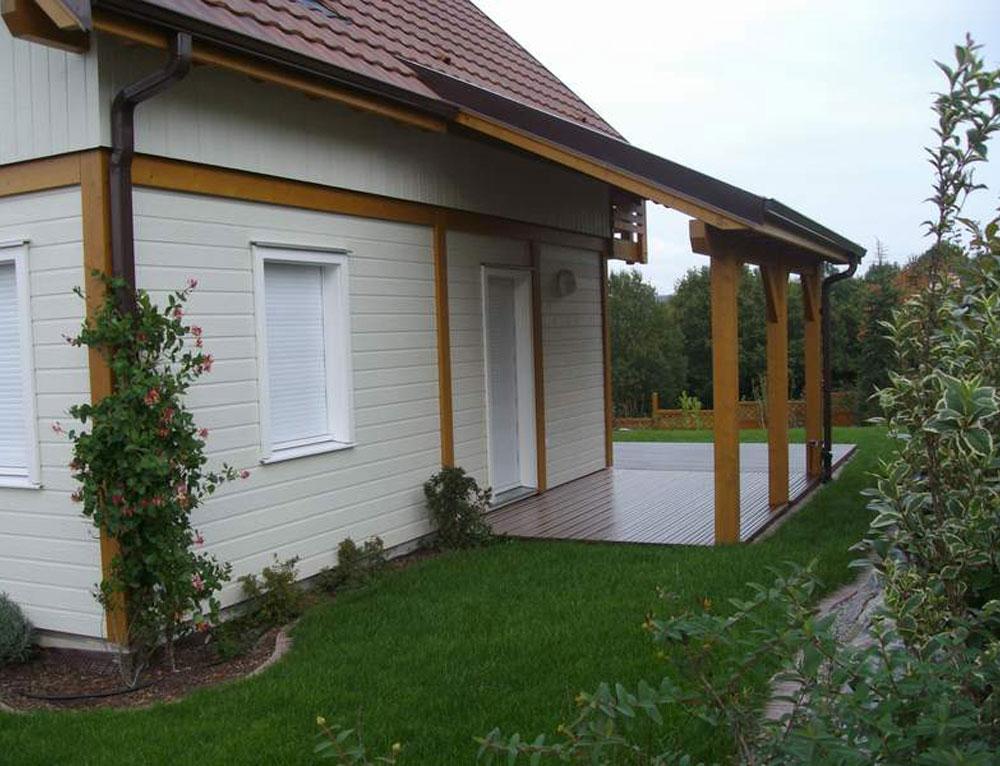 grande maison bois style alsacien nos maisons ossatures. Black Bedroom Furniture Sets. Home Design Ideas