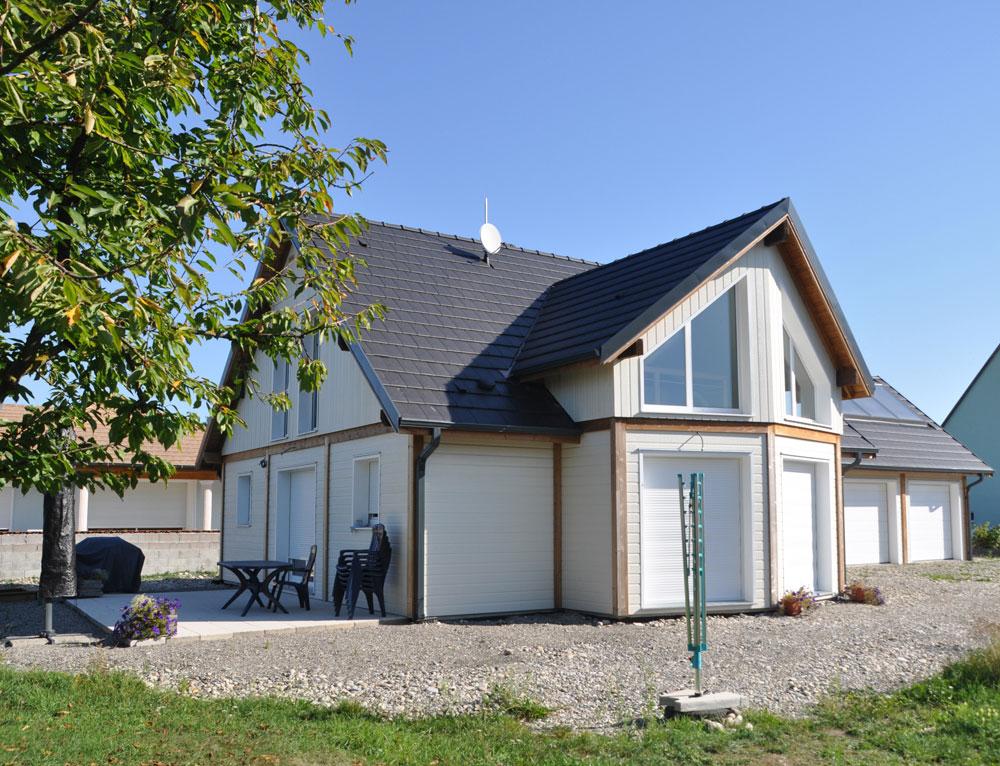 Maison familial ossature bois nos maisons ossatures bois for Avis sur maison ossature bois
