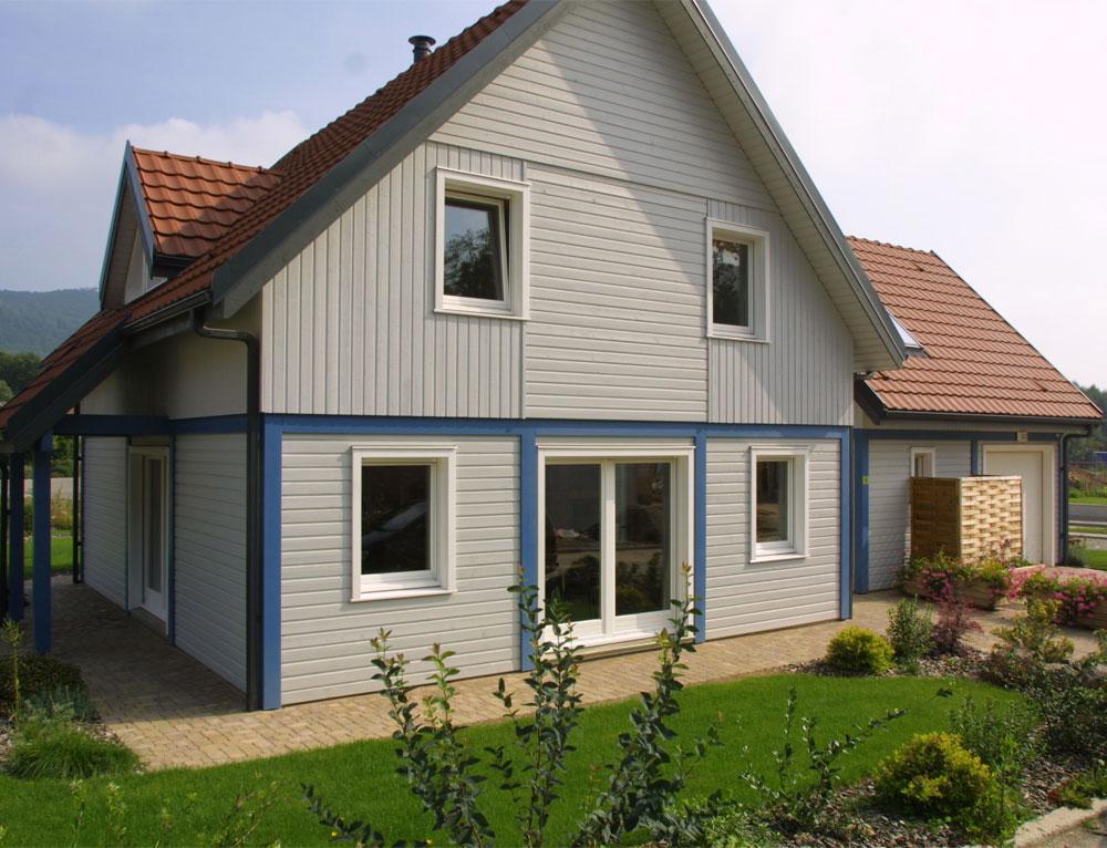 Maison bois volutive et spacieuse nos maisons ossatures for Maison evolutive prix