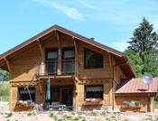 bonne isolation des maisons bois