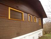 Changements fenêtres - menuiseries