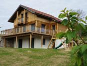 constructions à ossature bois