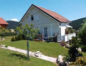 Avant travaux (face arrière) - maison Cuny de 2007