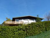 Une terrasse en bois, c'est tendance !
