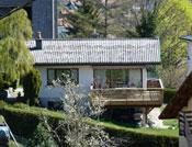 Création d'une terrasse sur maison traditionnelle