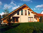 Cuny concepteur maisons bois