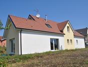 Maison de 150 m² sur terrain étroit