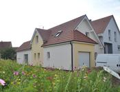 Maison de 150m² sur terrain étroit