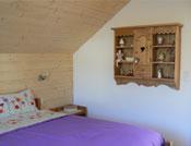 Maison bois traditionnelle de charme