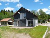 maison construction ossature bois