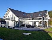 maison d'architecte évolutive