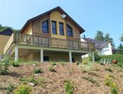 maison ossature bois alsace