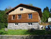 Rénovation de façades sur une ancienne maison