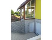 Sous-sol et garage de 60 m²