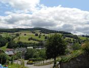 terrain orbey - vue panoramique sur vallée labaroc